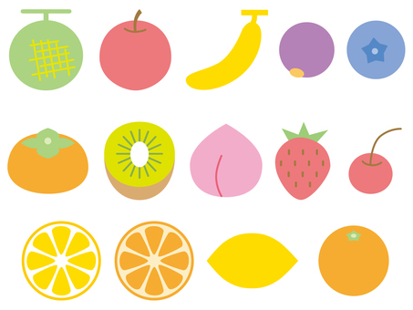 Fruit set 2