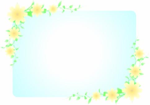 Flower & Reef Frame 6