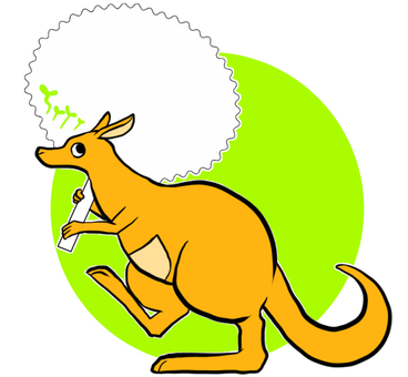 Tell and kangaroo B