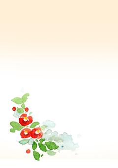 Camellia Postcard ④