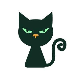 검은 고양이 (2)