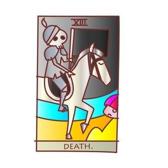 Tarot Card Shinigami