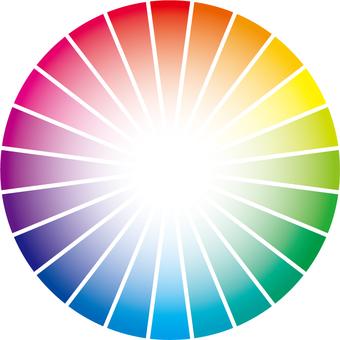 Color chart 2j