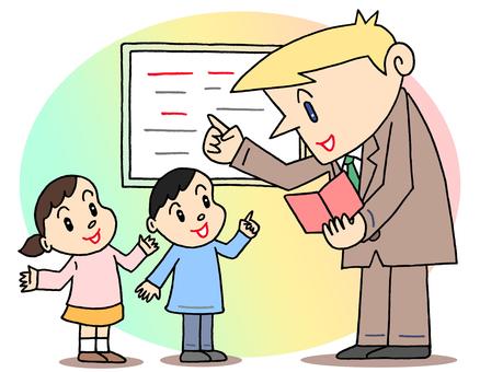 Children's English education.3