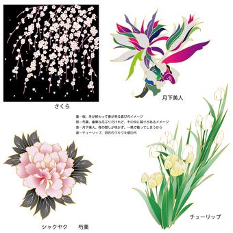 Emotions / Flowers