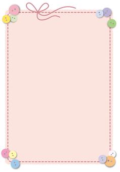 縫紉框架A4大小3