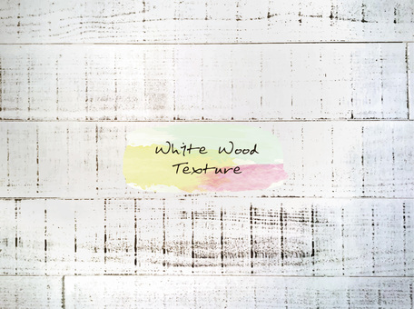 Stylish Background White Wood