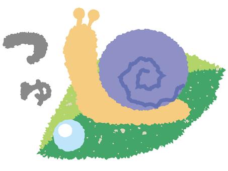 Snail clip ichimuri picture