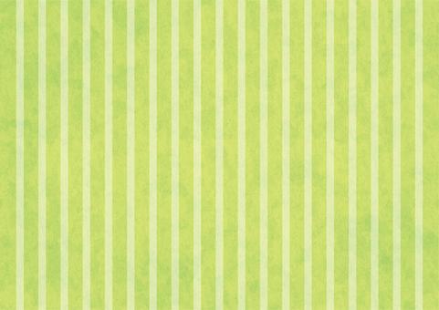 クラフトストライプ〈緑〉