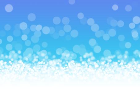 Glitter Dot 3 (Blue)