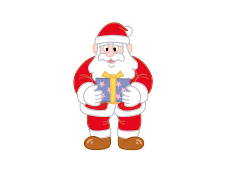 Gifts and Santa Claus