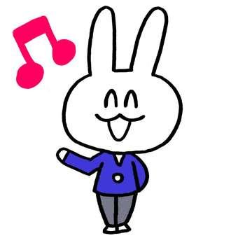 토끼 선생님