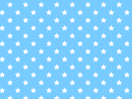 ai Star pattern with swatch Background light blue