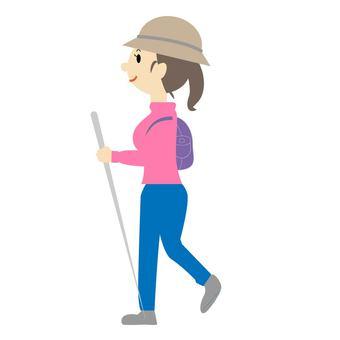 Hiking ①