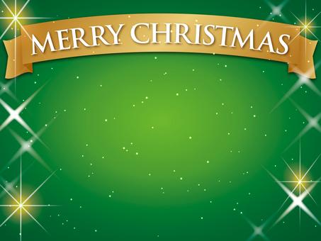 圣诞节图像005绿色