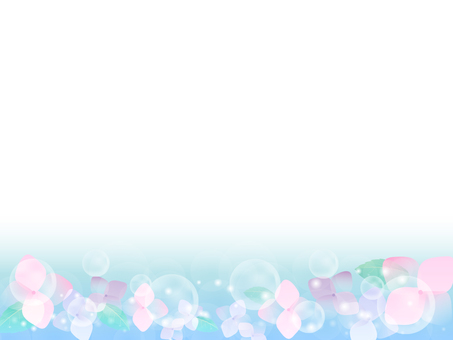 Hydrangea's background 7