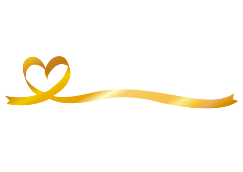 Ribbon Frame frame background Ultimate gold color gold painting