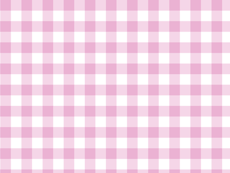 Background gingham check thin pink