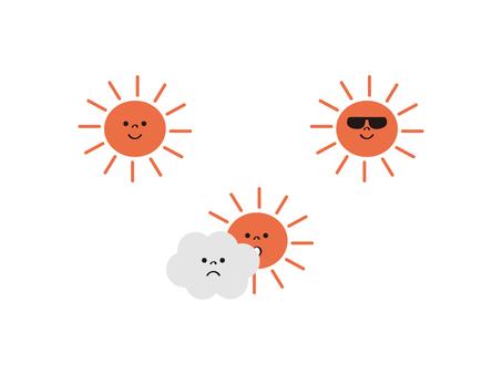 Sun_Hisama_Smile_Sunglasses_No line