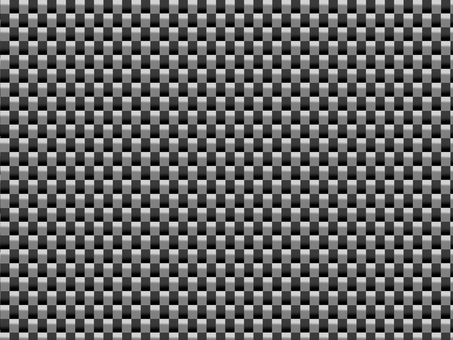 Carbon black pattern black