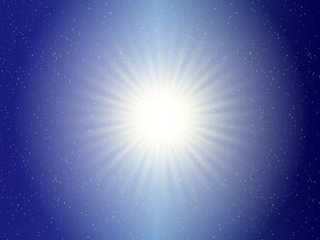 Strong light