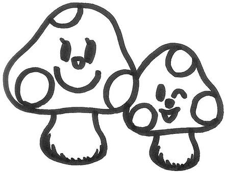 Mushroom mushroom