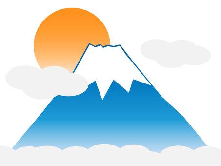 Mount Fuji 3