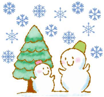 Snowman 07_07