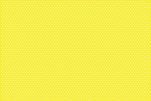Texture of dots (yellow · yellow)