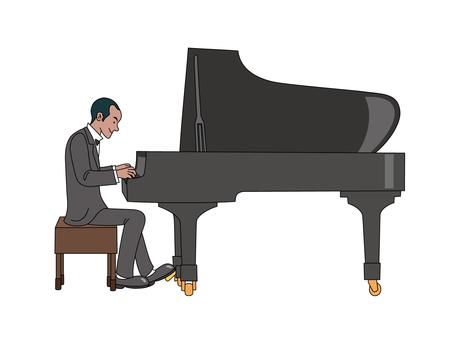 재즈 피아니스트
