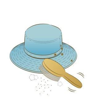 Hat wash 1