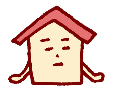 House Kun expressionless
