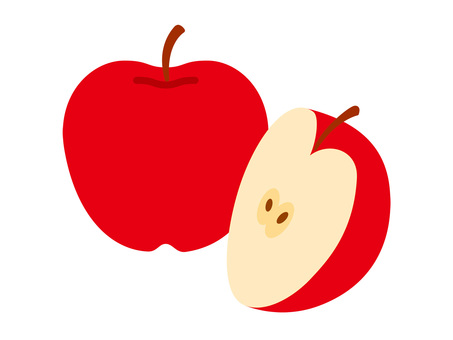 Apples (cross section)