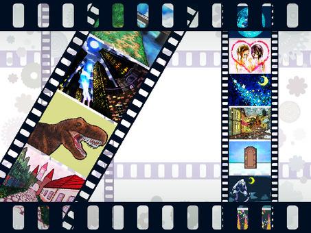 Films Various film pieces