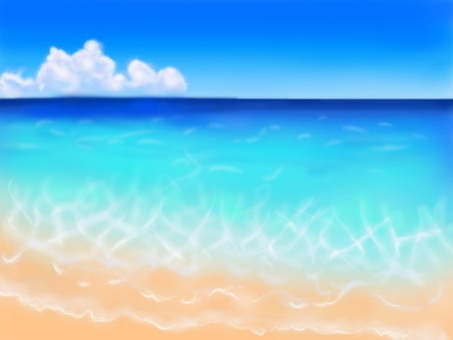 Scenery sea 2