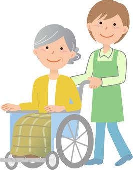 70912. Wheelchair 2