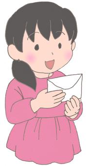 Letter exchange (girls)