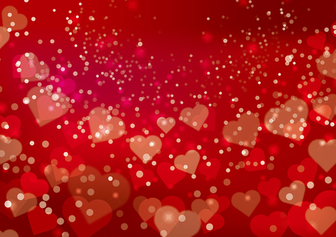 Heart Background 01