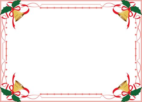 Christmas Frame 02