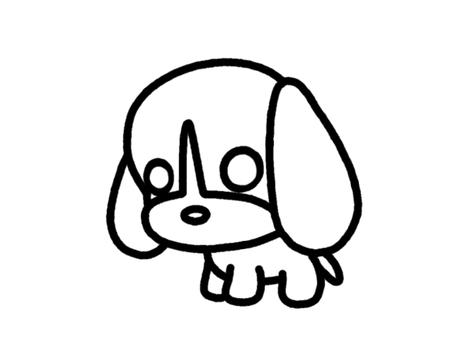 Coloring Beagle