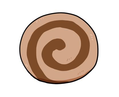 糾結的餅乾