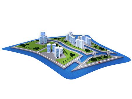 Townscape (cityscape) - 7