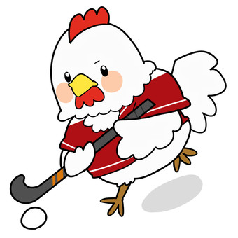 Chicken · Rooster year · Hockey