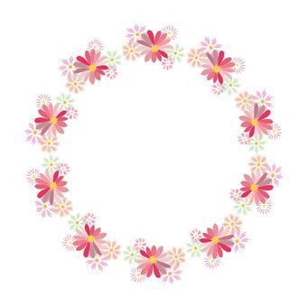 Circular material -166