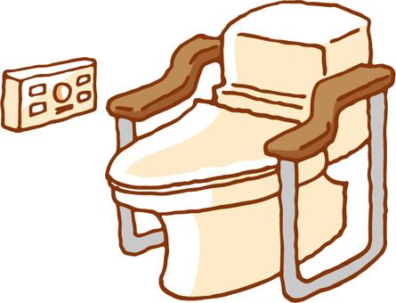 Care toilet