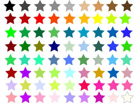 Star material 2