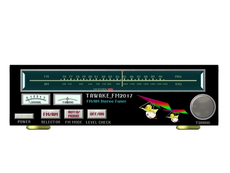 FM 튜너 001