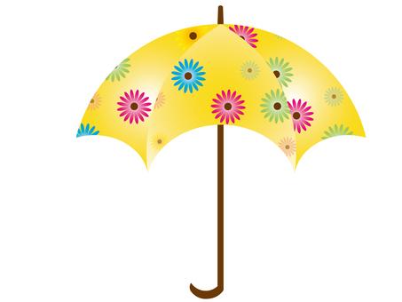 Floral umbrella 5