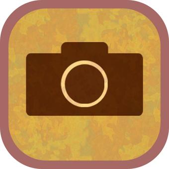 Application retro camera