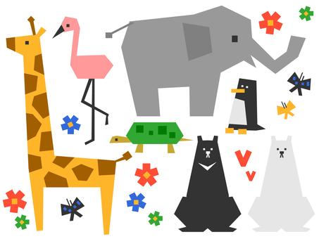 一個動物園